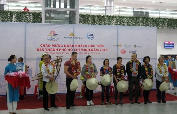 Thành phố Hồ Chí Minh phấu đấu đạt 7,5 triệu khách quốc tế trong năm 2018 - ảnh 1