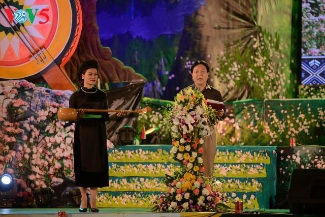 Tôn vinh loại hình văn hóa nghệ thuật đặc sắc của các dân tộc Tày - Nùng - Thái - ảnh 4