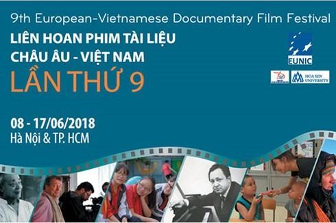 Khai mạc Liên hoan phim tài liệu châu Âu - Việt Nam lần thứ 9  - ảnh 1