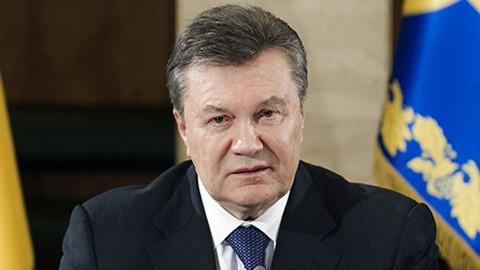 ประธานาธิบดียูเครนอนุมัติกฎหมายนิรโทษกรรม ยกเลิกกฎหมายต่อต้านการชุมนุมประท้วง - ảnh 1