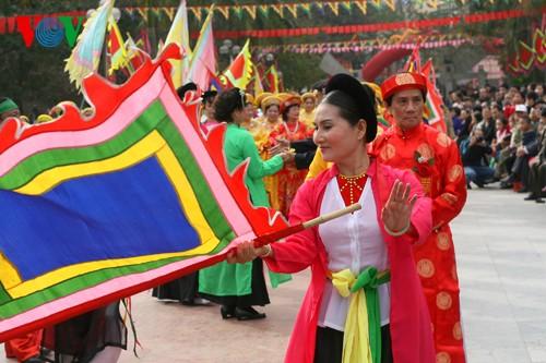 เทศกาลเนินโด๊งดาในกรุงฮานอย - ảnh 2