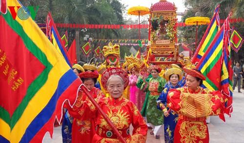 เทศกาลเนินโด๊งดาในกรุงฮานอย - ảnh 3