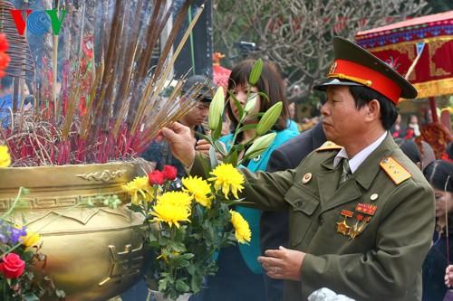 เทศกาลเนินโด๊งดาในกรุงฮานอย - ảnh 7