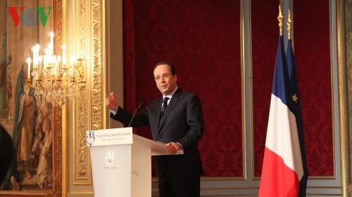 เวียดนามเป็นหุ้นส่วนที่สำคัญของฝรั่งเศสในเอเชีย - ảnh 1