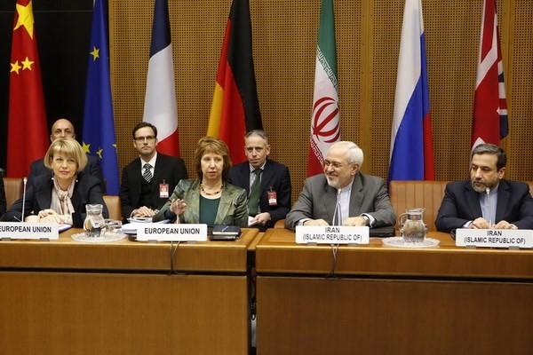 อิหร่านและกลุ่มพี 5+1เริ่มการเจรจาเพื่อแสวงหามาตรการแก้ไขอย่างสมบูรณ์ให้แก่ปัญหานิวเคลียร์ของอิหร่าน - ảnh 1