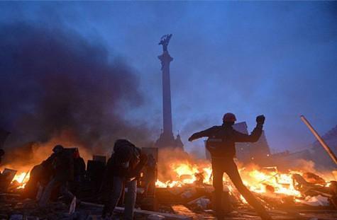 ทุกฝ่ายในยูเครนบรรลุความตกลงแก้ไขความไม่สงบของประเทศ - ảnh 1