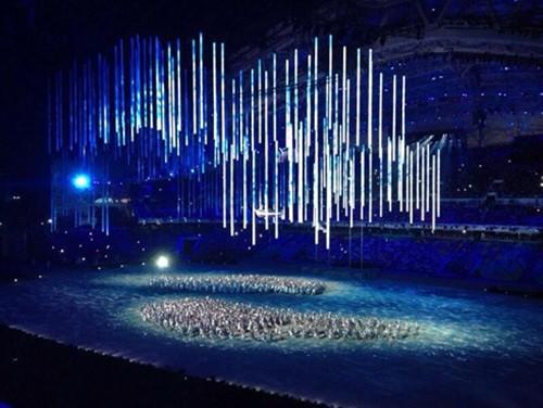 ประเทศเจ้าภาพรัสเซียอยู่อันดับหนึ่งในตารางเหรียญรางวัลโอลิมปิกฤดูหนาวโซชิ 2014 - ảnh 2