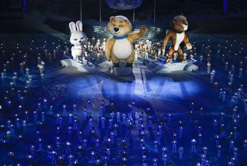 ประเทศเจ้าภาพรัสเซียอยู่อันดับหนึ่งในตารางเหรียญรางวัลโอลิมปิกฤดูหนาวโซชิ 2014 - ảnh 3