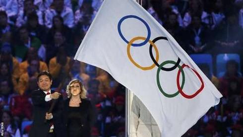 ประเทศเจ้าภาพรัสเซียอยู่อันดับหนึ่งในตารางเหรียญรางวัลโอลิมปิกฤดูหนาวโซชิ 2014 - ảnh 4