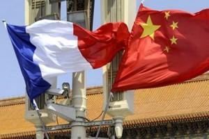 ฝรั่งเศส – จีนสนทนายุทธศาสตร์ - ảnh 1