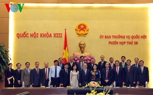 เอกอัครราชทูตเวียดนามจะเป็นสะพานเชื่อมระหว่างเวียดนามกับนานาประเทศ - ảnh 1