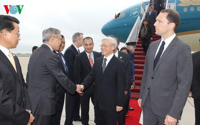 นิมิตหมายใหม่แห่งประวัติศาสต์ในความสัมพันธ์เวียดนาม – สหรัฐ - ảnh 1