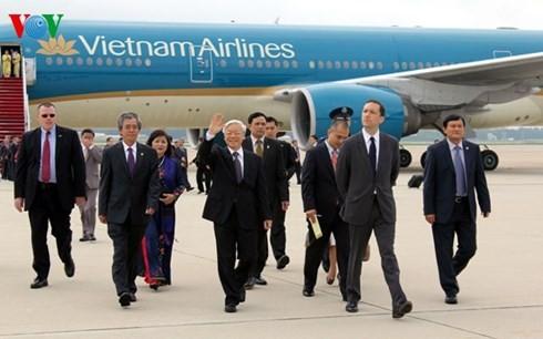 นิมิตหมายใหม่แห่งประวัติศาสต์ในความสัมพันธ์เวียดนาม – สหรัฐ - ảnh 2