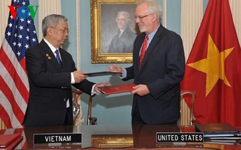 บันทึกช่วยจำระหว่างกระทรวงกลาโหมเวียดนามกับกระทรวงกลาโหมสหรัฐ - ảnh 1