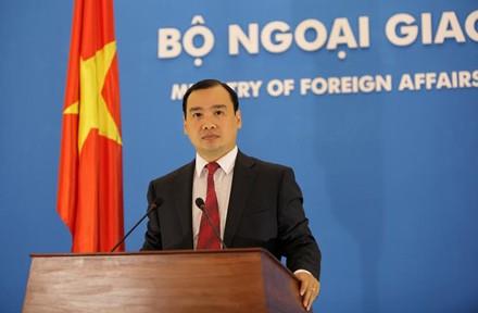 เวียดนามเป็นผู้สังเกตการณ์ในการพิจารณาอำนาจศาลอนุญาโตตุลาการในการตัดสินคดีทะเลตะวันออก - ảnh 1