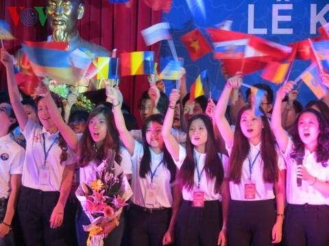 เปิดค่ายฤดูร้อนเวียดนามปี 2015 - ảnh 2