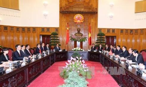 เวียดนาม–จีนผลักดันความสัมพันธ์ทางการทูตให้พัฒนาอย่างโปร่งใสและมีเสถียรภาพ - ảnh 1
