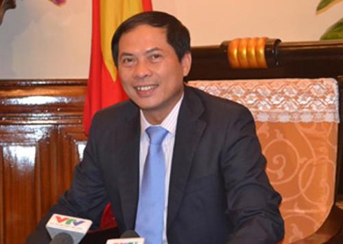 ประธานาธิบดีฟิลิปปินส์เชิญประธานประเทศเวียดนามเข้าร่วมสัปดาห์สุดยอดเอเปก - ảnh 1