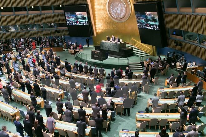 เวียดนามสนับสนุนมติที่เรียกร้องให้สหรัฐยกเลิกคำสั่งคว่ำบาตรคิวบา - ảnh 1