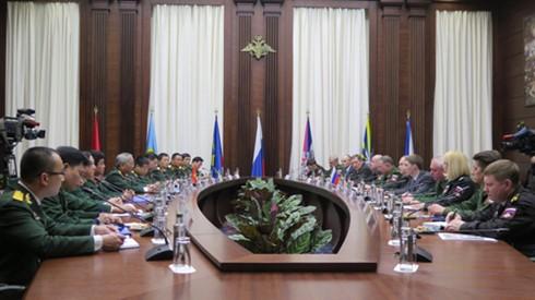 เวียดนาม – สหพันธรัฐรัสเซียขยายความร่วมมือด้านกลาโหม - ảnh 1
