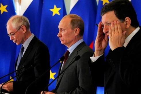 รัสเซียคัดค้านอียูขยายระยะเวลาใช้คำสั่งคว่ำบาตรต่อรัสเซีย - ảnh 1