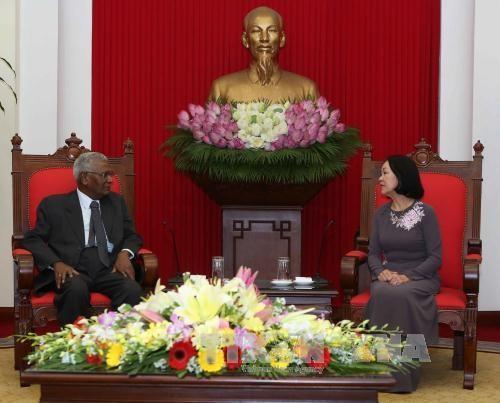 พรรคคอมมิวนิสต์เวียดนามขยายความร่วมมือและแลกเปลี่ยนประสบการณ์กับพรรคคอมมิวนิสต์อินเดีย - ảnh 1