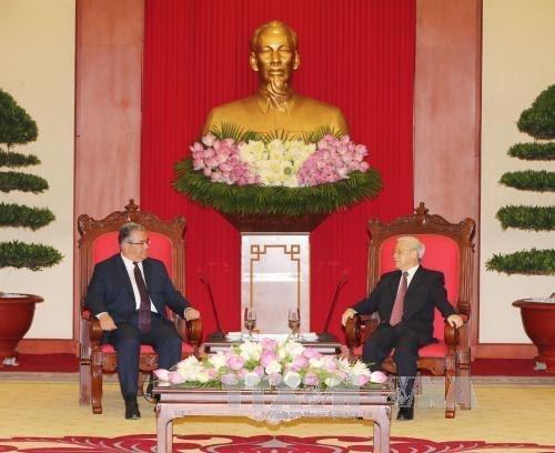 ขยายความสัมพันธ์มิตรภาพและความร่วมมือระหว่างเวียดนามกับกรีซ - ảnh 1