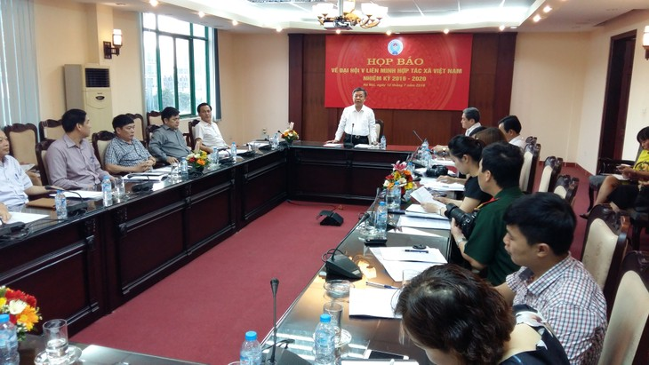 การประชุมครั้งที่ 5 สหพันธ์สหกรณ์เวียดนามจะเปิดขึ้นในวันที่ 17 กรกฎาคม - ảnh 1
