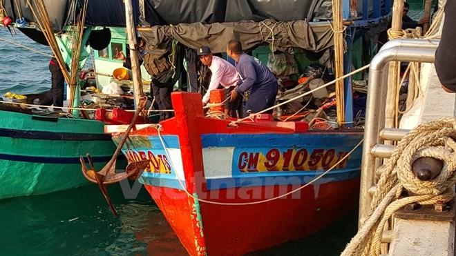 เวียดนามเรียกร้องให้ไทยสืบสวนเหตุยิงเรือประมงเวียดนาม - ảnh 1