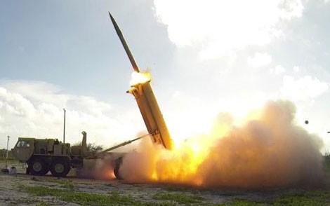 สาธารณรัฐเกาหลีและสหรัฐเลือกสถานที่ติดตั้งระบบป้องกันขีปนาวุธ THAAD - ảnh 1