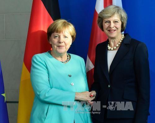 เยอรมนีและอังกฤษขยายความสัมพันธ์ทวิภาคี - ảnh 1