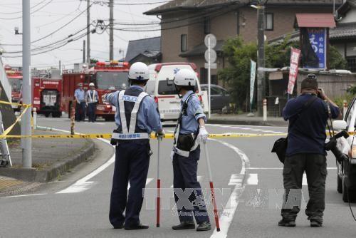 เกิดเหตุมือมีดบุกทำร้ายผู้คนในญี่ปุ่นส่งผลให้มีผู้เสียชีวิต 15 คน - ảnh 1