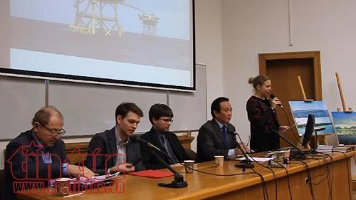การสัมมนาเกี่ยวกับความมั่นคงในทะเลตะวันออก ณ ประเทศโปแลนด์ - ảnh 1