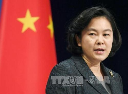 ปฏิกิริยาของจีนและสหรัฐเกี่ยวกับการปล่อยขีปนาวุธของเปียงยาง - ảnh 1