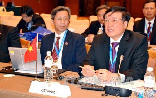การประชุมครั้งที่ 5 สภาหัวหน้าศาลประเทศอาเซียน - ảnh 1