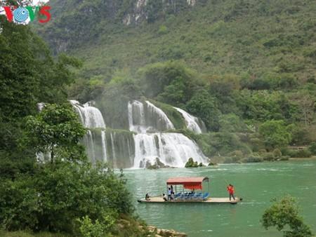 น้ำตกบ๋านโยก น้ำตกธรรมชาติที่ใหญ่ที่สุดในเอเชียตะวันออกเฉียงใต้ - ảnh 14
