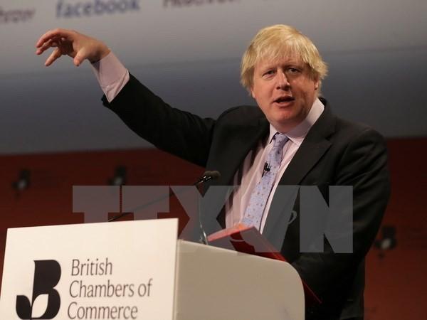 อังกฤษยืนยันจะมีส่วนร่วมโดยปราศจากเงื่อนไขต่อความมั่นคงในยุโรป - ảnh 1
