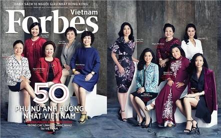 เหงียนเวินแอง ติด 1 ใน 50 สตรีที่มีอิทธิพลที่สุดในเวียดนาม - ảnh 2