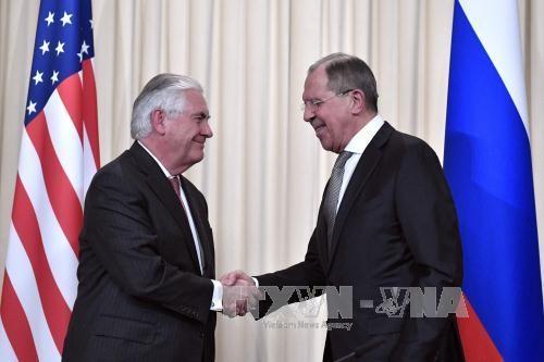 รัสเซียและสหรัฐมีความประสงค์ปรับปรุงความสัมพันธ์ร่วมมือเกี่ยวกับซีเรียให้ดีขึ้น - ảnh 1