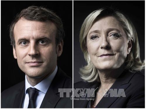 การเลือกตั้งประธานาธิบดีฝรั่งเศสยังคงดุเดือดมาก - ảnh 1