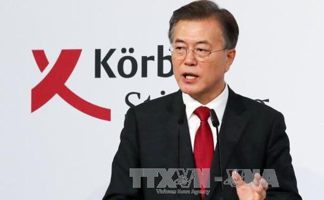 สาธารณรัฐเกาหลีตั้งเป้าหมายปลอดนิวเคลียร์บนคาบสมุทรเกาหลีภายในปี 2020 - ảnh 1