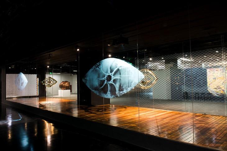 ศูนย์ศิลปะแนวใหม่วินคอม สถานที่เชื่อมโยงและเผยแพร่ศิลปะ - ảnh 1