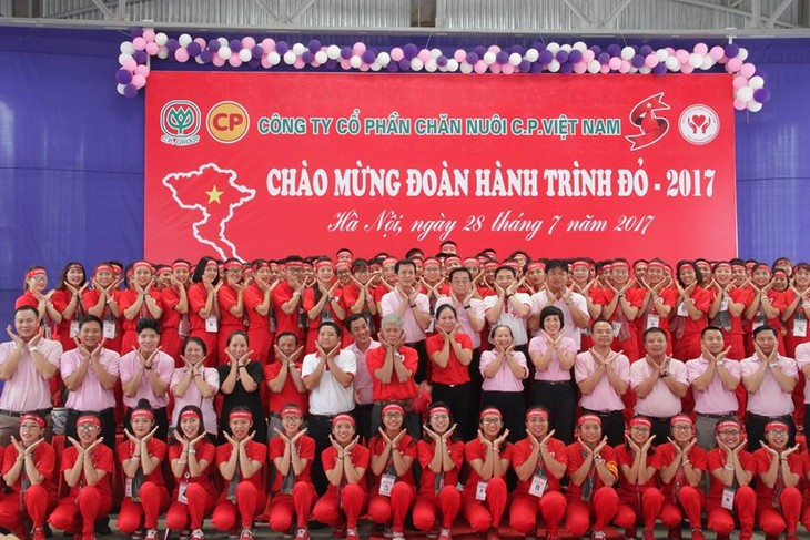 เครือเจริญโภคภัณฑ์กับกิจกรรมการกุศลเพื่อชุมชนเวียดนาม - ảnh 3