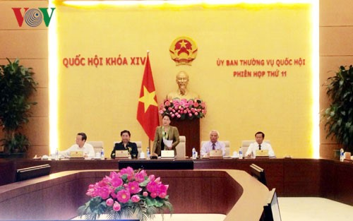 เปิดการประชุมคณะกรรมาธิการสามัญแห่งรัฐสภาครั้งที่ 13 - ảnh 1