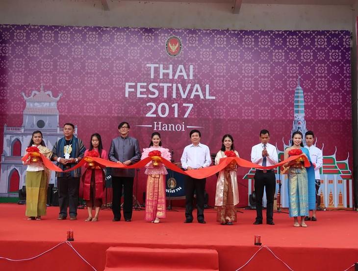 Thai Festival ครั้งที่ 9 จะมีขึ้น ณ กรุงฮานอยปลายสัปดาห์นี้ - ảnh 3