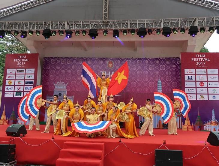 Thai Festival ครั้งที่ 9 จะมีขึ้น ณ กรุงฮานอยปลายสัปดาห์นี้ - ảnh 6