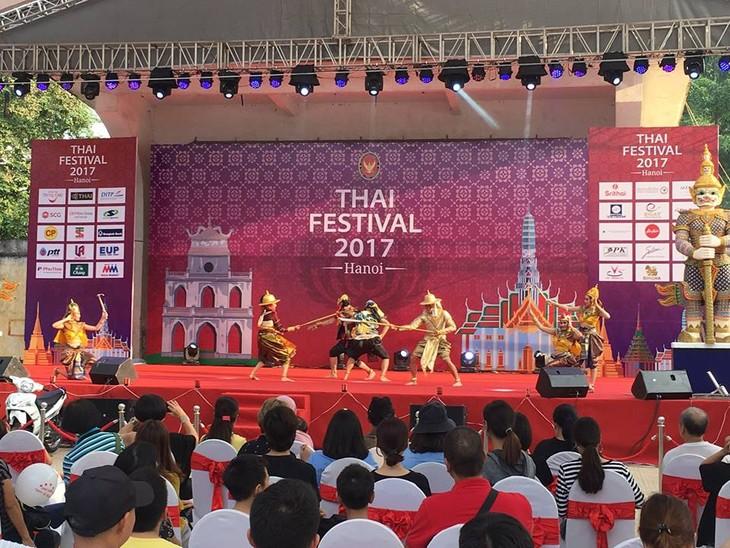 Thai Festival ครั้งที่ 9 จะมีขึ้น ณ กรุงฮานอยปลายสัปดาห์นี้ - ảnh 8