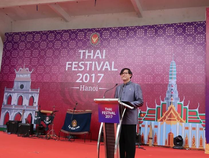 Thai Festival ครั้งที่ 9 จะมีขึ้น ณ กรุงฮานอยปลายสัปดาห์นี้ - ảnh 2