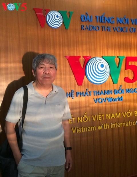 ความคิดที่ลึกซึ้งในการแต่งหนังสือของคนเวียดนามที่อาศัยในต่างประเทศ - ảnh 1