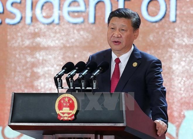จีนเรียกร้องให้เอเปกและอาเซียนร่วมมือกัน - ảnh 1